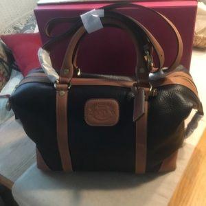 Ghurka Original No. 585 Minicav Handbag